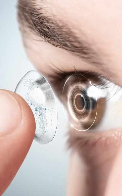 Ortoqueratología, lentes de uso nocturno para correguir la miopía