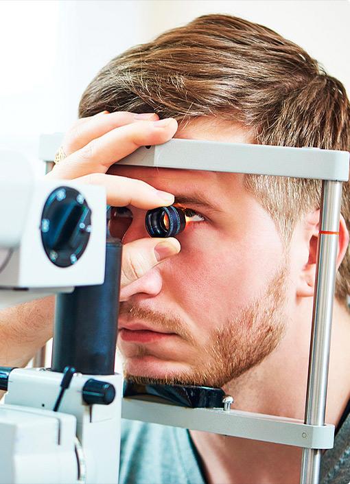 Revisiones oftalmológicas en Óptica García Mazaira en Ponferrada